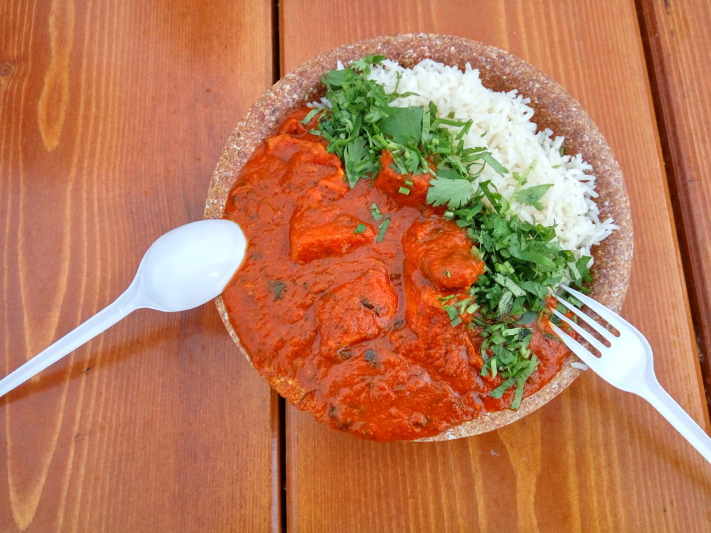 Curry Up Butter Chicken