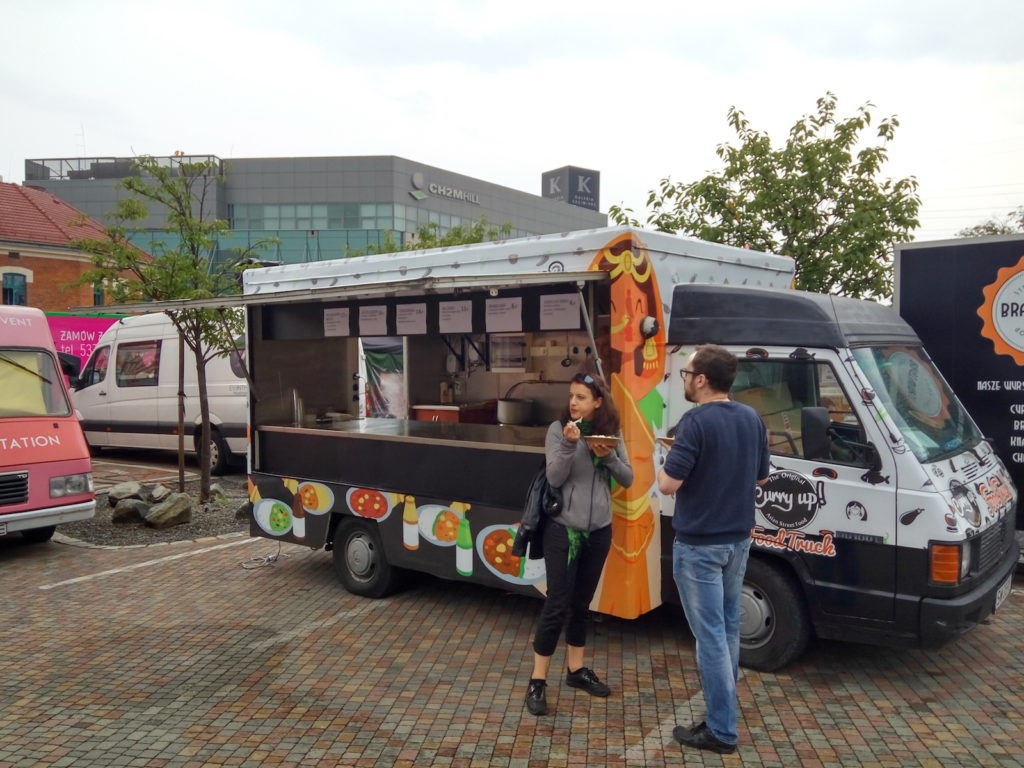 Curry Up Foodtruck