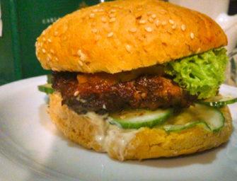 Burgery na wynos, czyli ElPolakoKRK w Bull Burger Grill