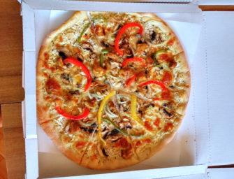 Pizza z wąsem, czyli ElPolakoKRK zamawia w PizzaJeden