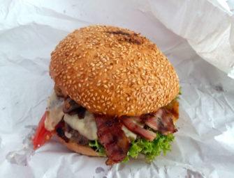 Football Burger – dobry początek