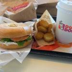 Ameryka w Wilanowie, czyli wizyta w Dunkin Donuts