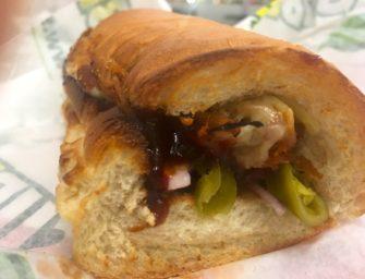 Amerykański smak, czyli  pulled pork w Subway