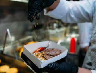 Dmytruk Grill food truck – kulinarni wariaci z Łucka
