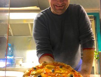 ZIO – pyszna pizza z food trucka w Krakowie