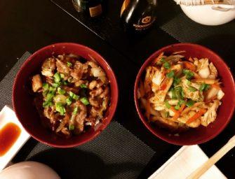 Tekeda Sushi – ramen 2.0