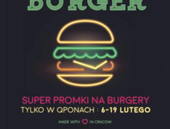 Krakowski Festiwal Burgerów, czyli Qpony na jedzenie
