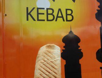 Habibi Kebab – bardzo dobry kebab z food trucka