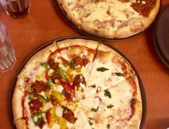 Pizza z bigosem Pod Samolotem