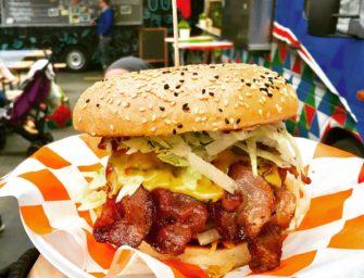 Street Food Heroes na Targu Śniadaniowym