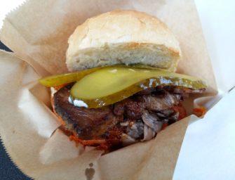 Luki Food Truck – kanapki z mięsem coraz modniejsze.