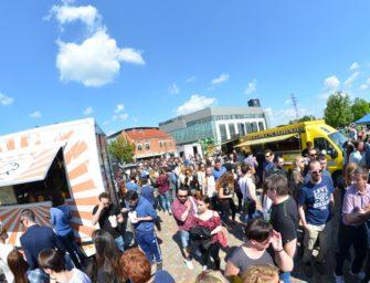 Street Food Polska Festival w Galerii Kazimierz – fotorelacja
