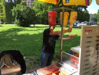Korv – z kiełbasą po Sztokholmie
