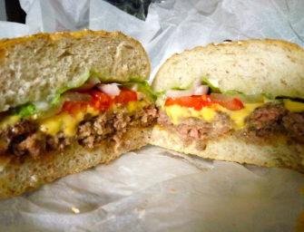 3 x M22, czyli burgery w dostawie