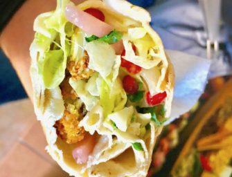 Shahrazada/Falafel Maya – kolejne miejsce z dobrym wege