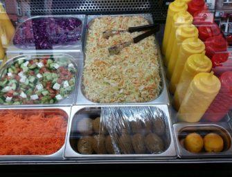 Kebaber – kolejny bardzo dobry kebab w Krakowie.