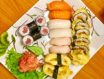Świetna zupa, doskonałe krewetki i pyszne sushi – Daito Sushi