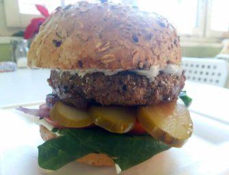 Fit&Full – Świetne burgery ukryte na osiedlu