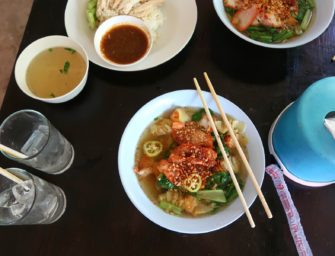 Street Food w Tajlandii. Część 1 – Koh Chang