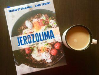 Jerozolima – książka kucharska. Recenzja
