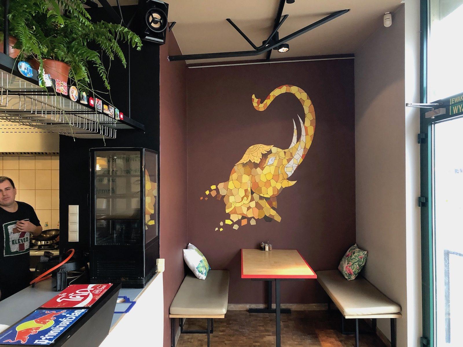 Bangkok Soi Genialny Tajski Street Food W Warszawie